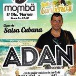Clase de BACHATA con Adan Galarreta en Momba
