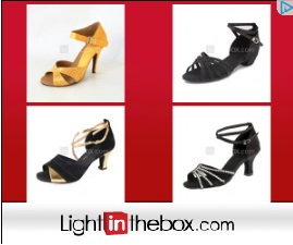 lightinthebox zapatos de baile